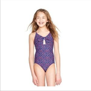 Vineyard Vines Target girls Americana Swimsuit 7